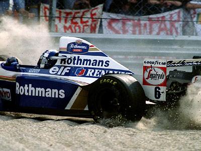 Машина времени: Гран-при Италии-1995