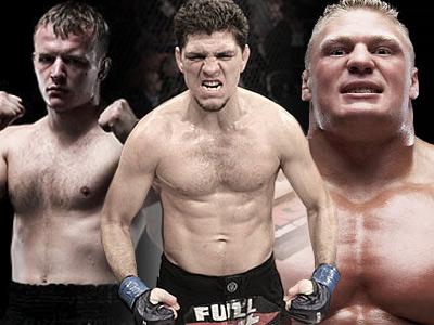 MMA: горячая десятка октября