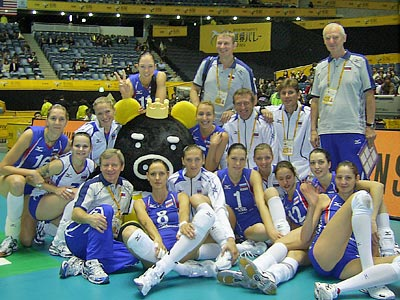 Кабешова: мы в полуфинале чемпионата мира!