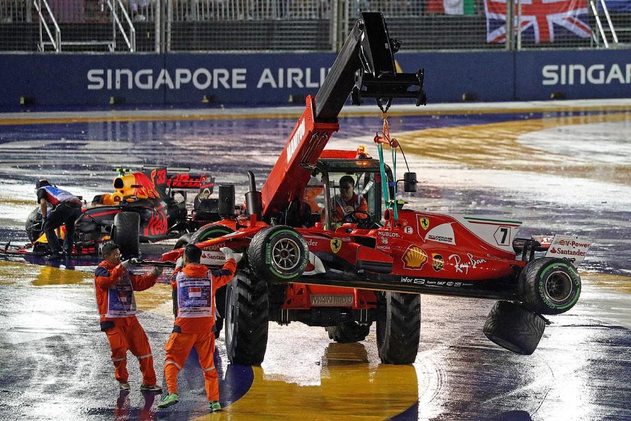 Гран-при Сингапура 2019. Формула 1 картинки