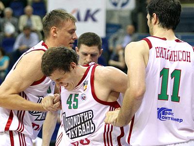"""ПБЛ-2010/11. """"Локомотив-Кубань"""": шаг вперёд"""