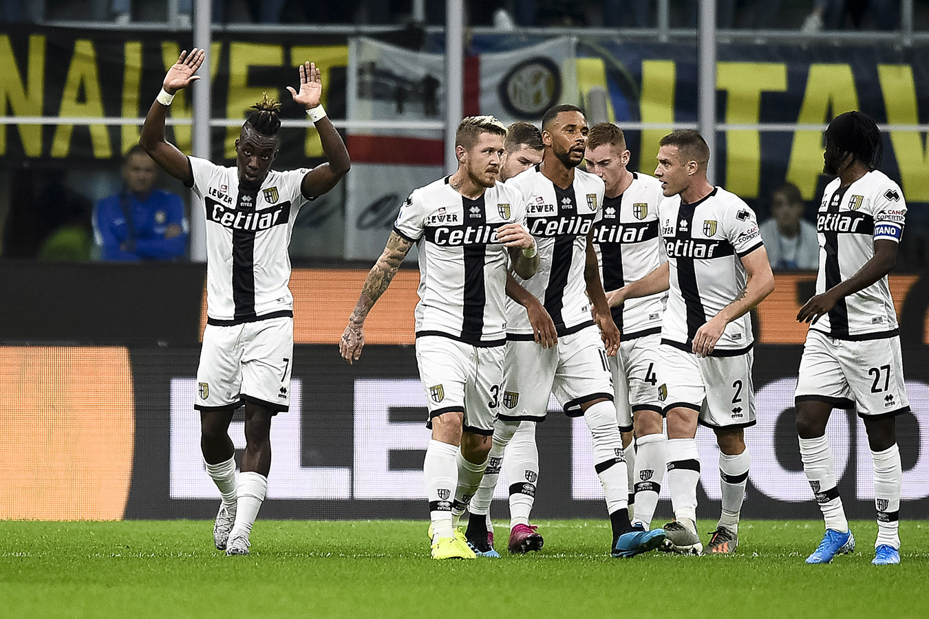 «Рома» — «Парма». Прогноз: Эрнани, Бруну Алвеш и Жервиньо помогут «Милану» с «Ювентусом»