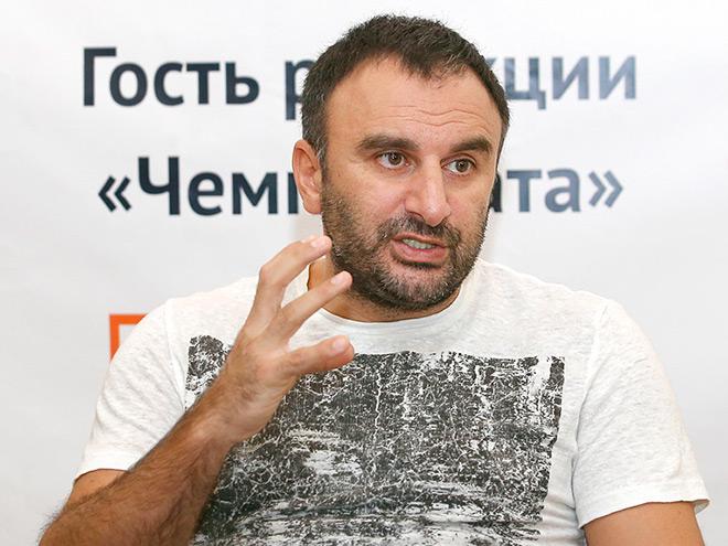 Шуми Бабаев в гостях у «Чемпионата»
