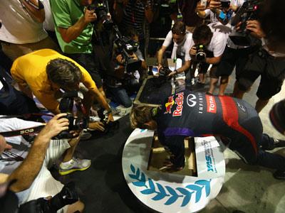 Комментарии участников ГП Абу-Даби Формулы-1