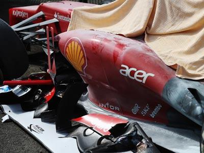 Статистика Гран-при Бельгии: итоги 12-го этапа сезона-2012