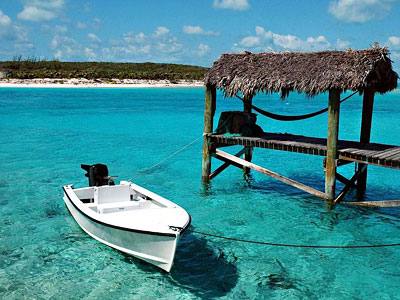 Никто не знает про Багамы