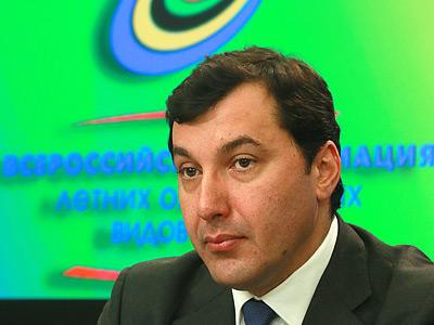 Президент ВФВ Станислав Шевченко