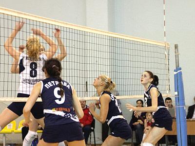 «Уралочка-НТМК» - победитель Молодёжной лиги