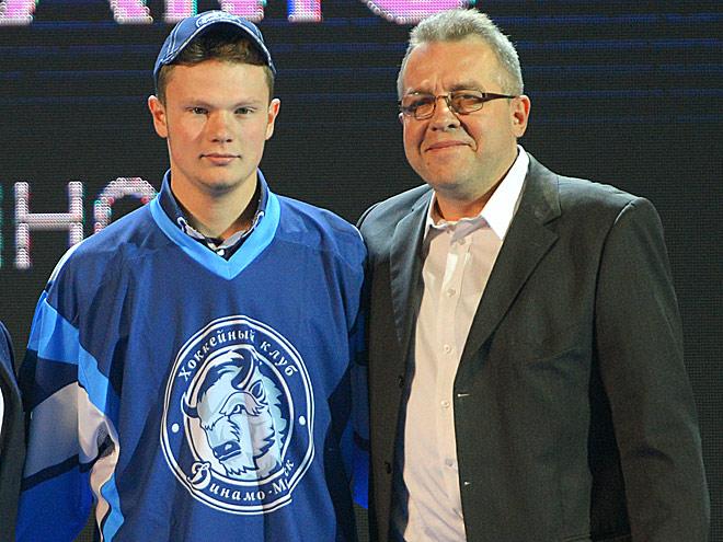 Александр Козырев и Владимир Бережков