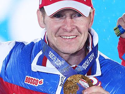 Александр Зубков выиграл второе золото Олимпиады
