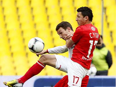 Никита Бурмистров и Марек Сухи