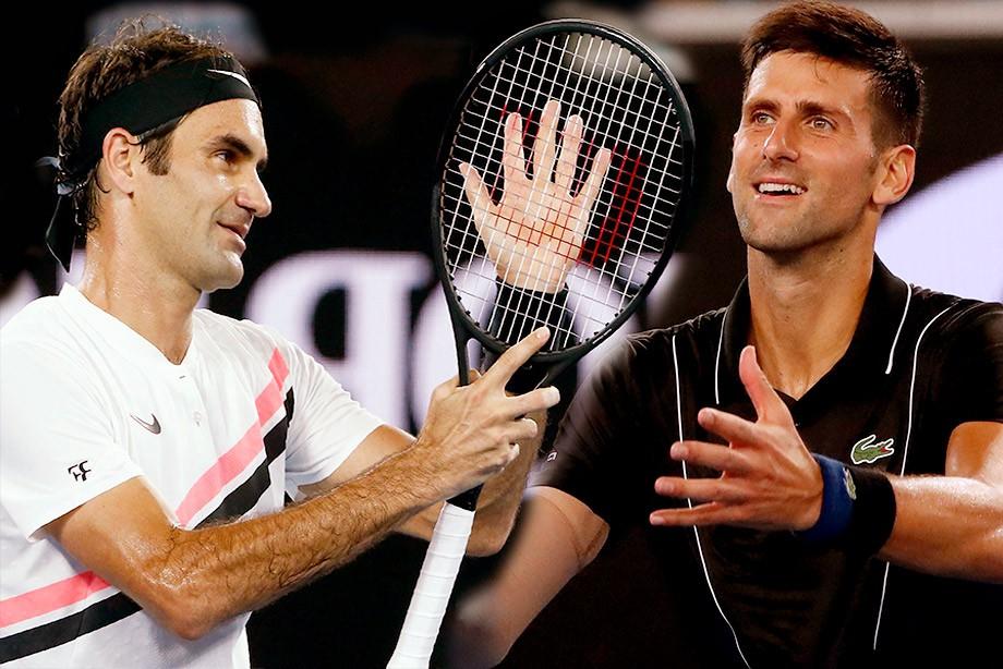Федерер и Джокович стремительно сближаются. Анонс 8-го дня Australian Open