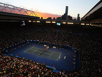 Australian Open. Расписание 5-го дня