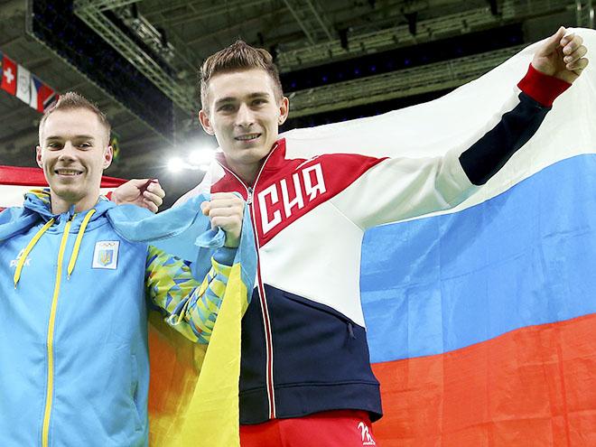 Интервью с двукратным призёром Игр-2016 гимнастом Давидом Белявским