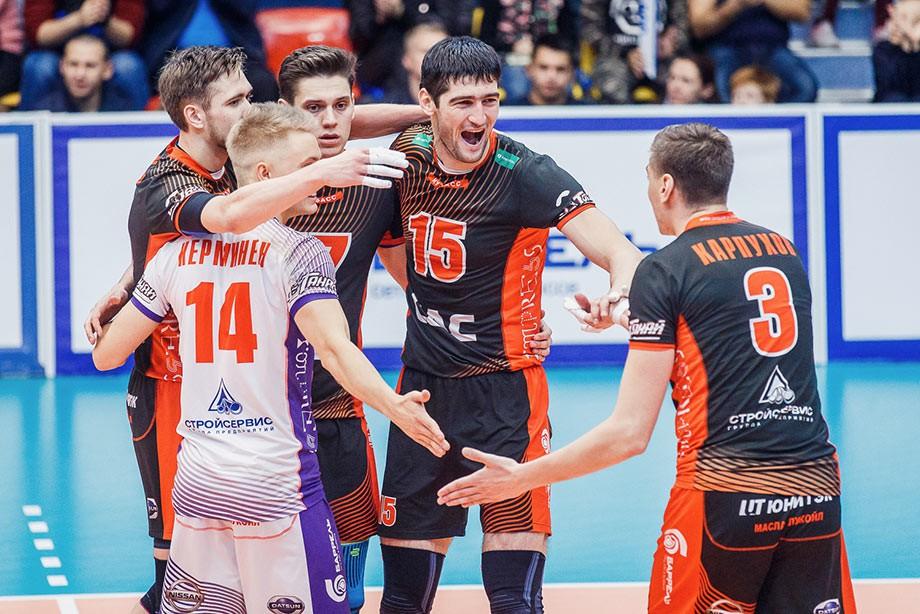 Казанский «Зенит» обыграл «Урал» вполуфинале Кубка Российской Федерации