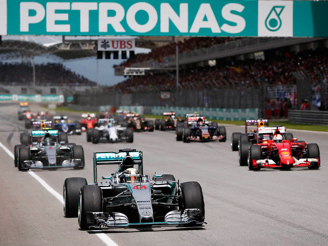 Гран-при Малайзии: «Феррари», «Уильямс» и борьба «Торо Россо»