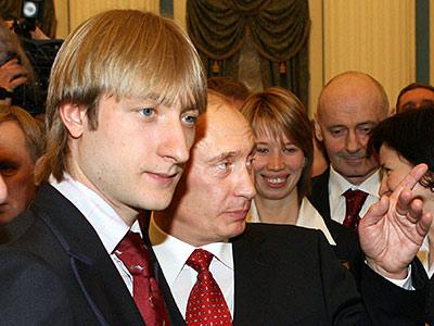 12 фактов о Евгении Плющенко