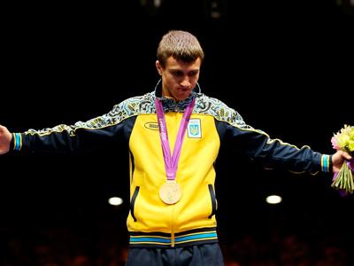 Василий Ломаченко стал двукратным Олимпийским чемпионом