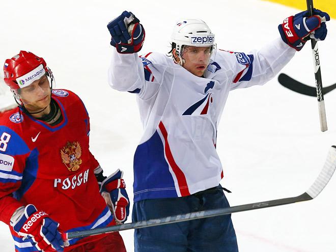 Россия — Франция