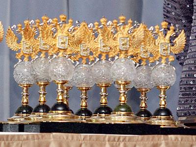 Дмитрий Вихарев – о церемонии «Русский Кубок»-2012
