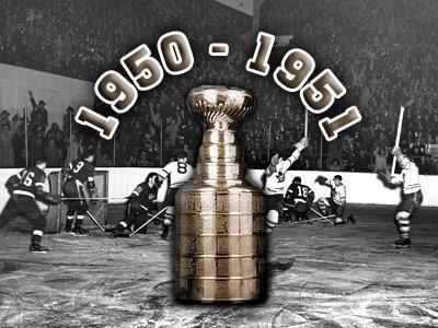 Кубок Стэнли. Часть 59. 1950 - 1951
