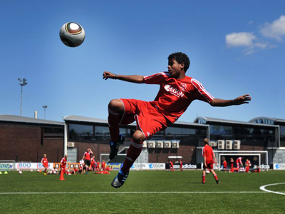 Голландский клуб откроет футбольную школу в Москве