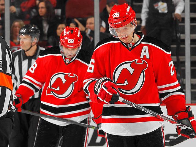«Нью-Джерси Дэвилз» установили антирекорд НХЛ