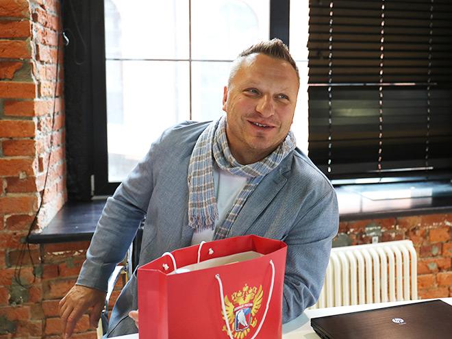 Дарюс Каспарайтис