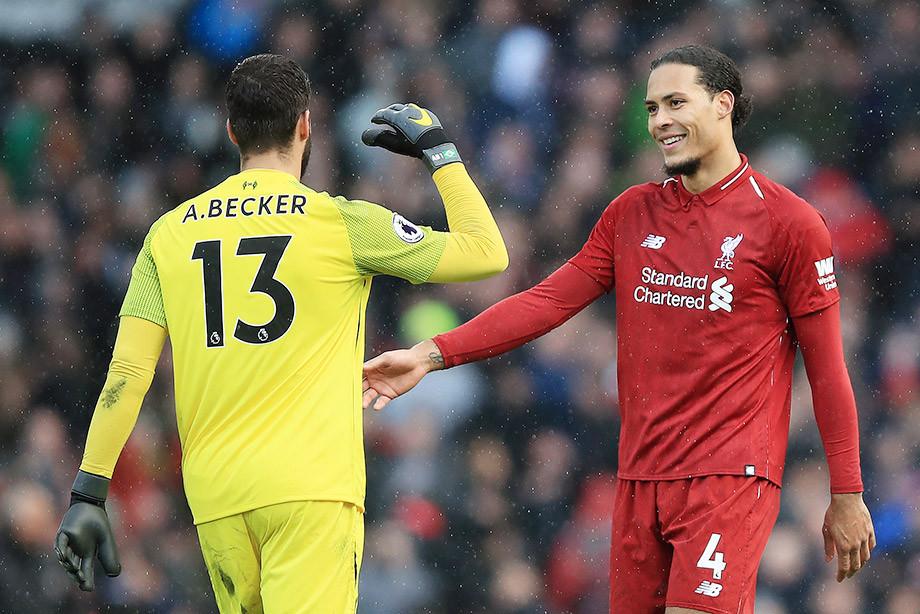 Ван Дейк и Алисон привезли нелепый гол. И чуть не лишили «Ливерпуль» победы