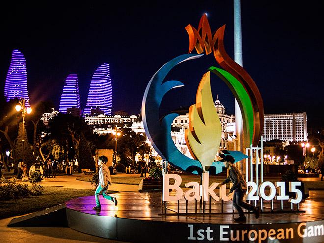 Исполнительный директор ФВСР — о Европейских играх