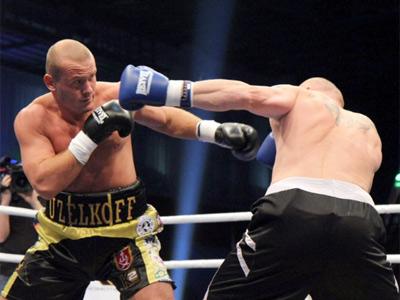 Украинский боксёр о предстоящем поединке и подготовке в Виннице