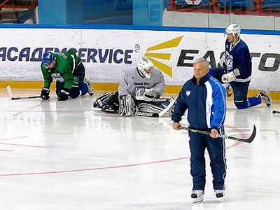 Наставник «Южного Урала» - о подготовке к плей-офф