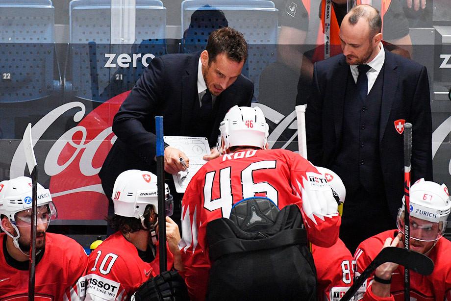 Что говорили в сборной Швейцарии перед Россией