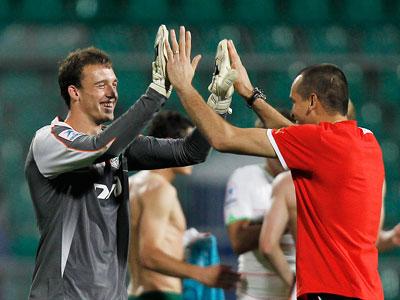 Фильцов: спасибо тренерам за доверие