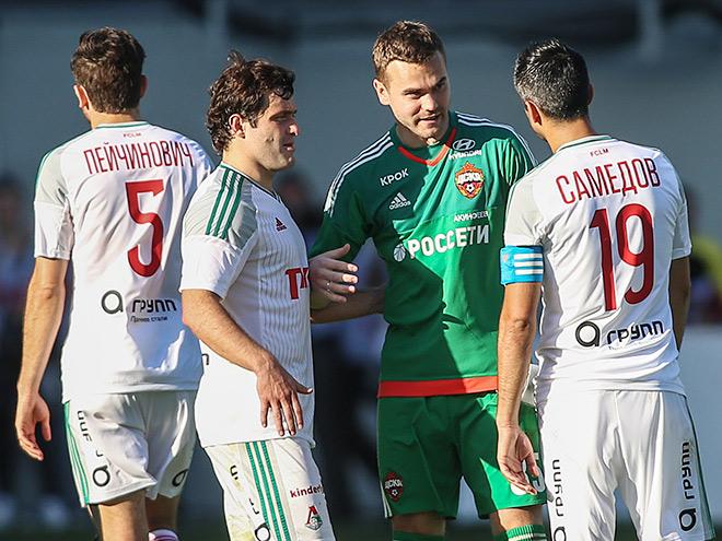 Статистика Чемпионата Москвы