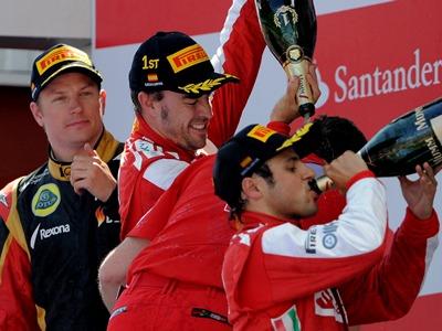 Анализ выступления команд Формулы-1 в Испании