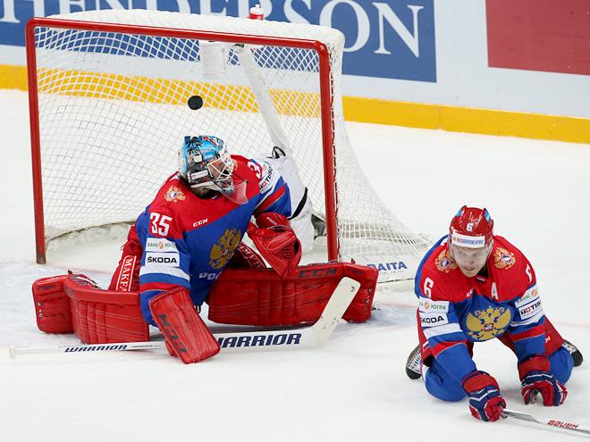 Последнее место России на Кубке Первого канала