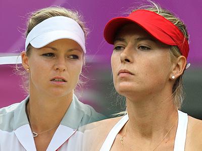 Лондон-2012. Теннис. Кириленко и Шарапова