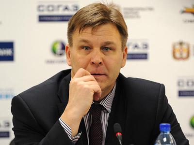 Пресс-конференция после второго матча в Омске.