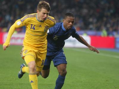 Сегодня ответный матч Франция – Украина