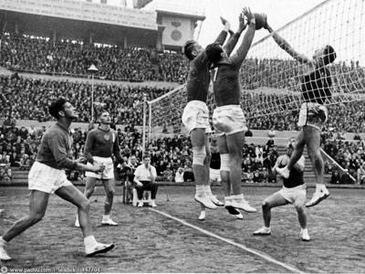 История мужских чемпионатов Европы