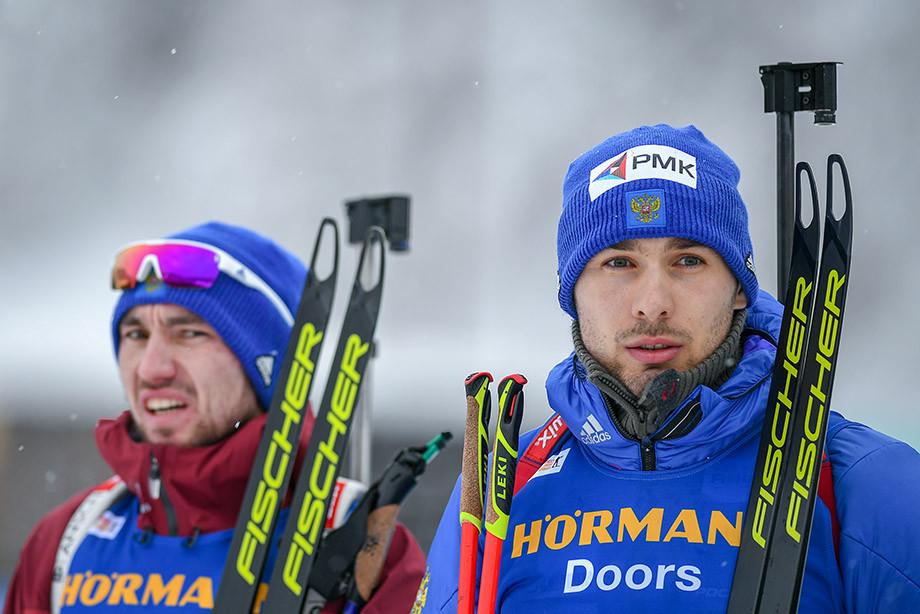 Лучших российских биатлонистов могут отстранить уже сегодня. Дела плохи