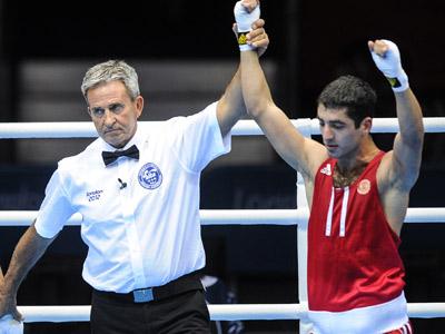 Миша Алоян выиграл золото чемпионата мира