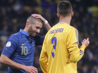 Неожиданности в матче Украина – Франция