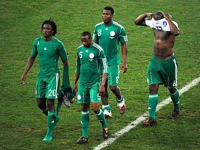 Нигерия: Перезагрузка