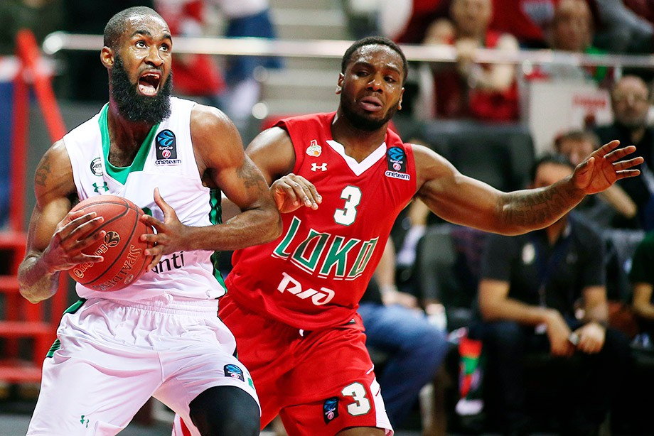 Баскетбол. Еврокубок