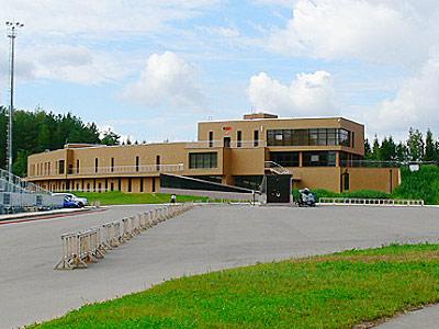 Биатлонный комплекс в Чайковском