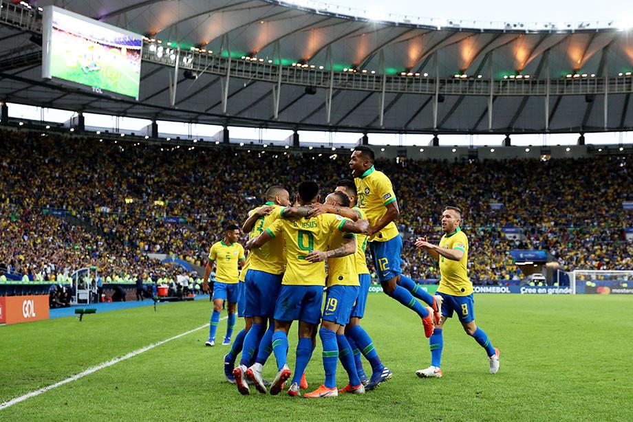 Бразилия – Перу – 3:1