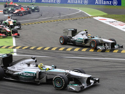 Гонщики и команды — о Гран-при Сингапура Формулы-1