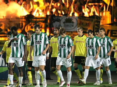 Львовский клуб остался в элитном дивизионе
